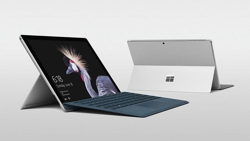 Surface Laptop Go được trang bị con chip Core i5-1035G1 (4 nhân, 8 luồng) thế hệ 10 của Intel