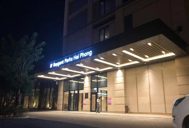 Hải Phòng: Phong tỏa khách sạn 5 sao sau ca người Nhật nghi nhiễm Covid-19