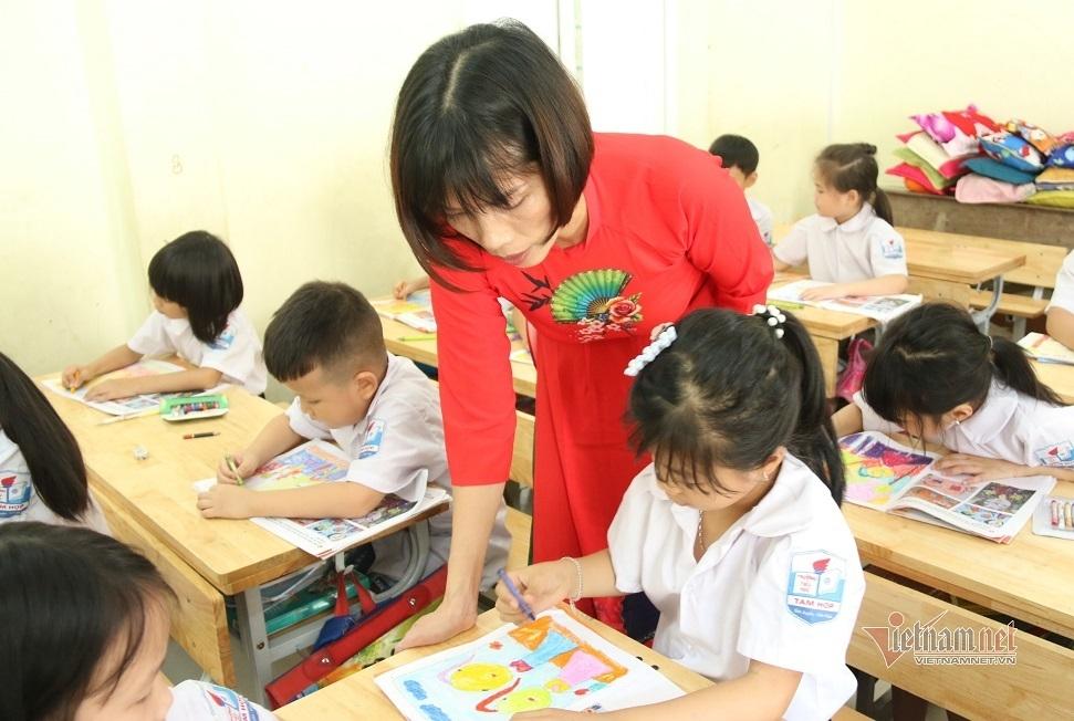 Bộ GD-ĐT yêu cầu không giao bài tập về nhà cho học sinh lớp 1