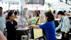 Sân bay Nội Bài tăng cường phòng dịch phục vụ bay tăng trưởng trở lại