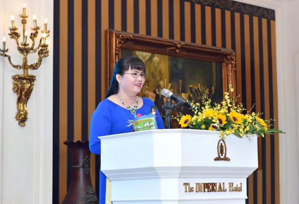 Doanh nhân Nguyễn Nam Phương, TGĐ Công ty TNHH MTV Lan Anh