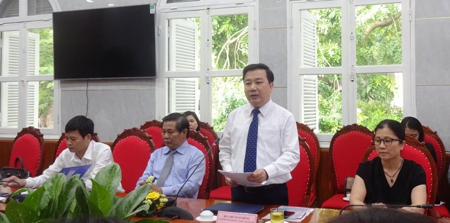 Ngành Giáo dục Thủ đô đổi mới và nâng tầm chất lượng