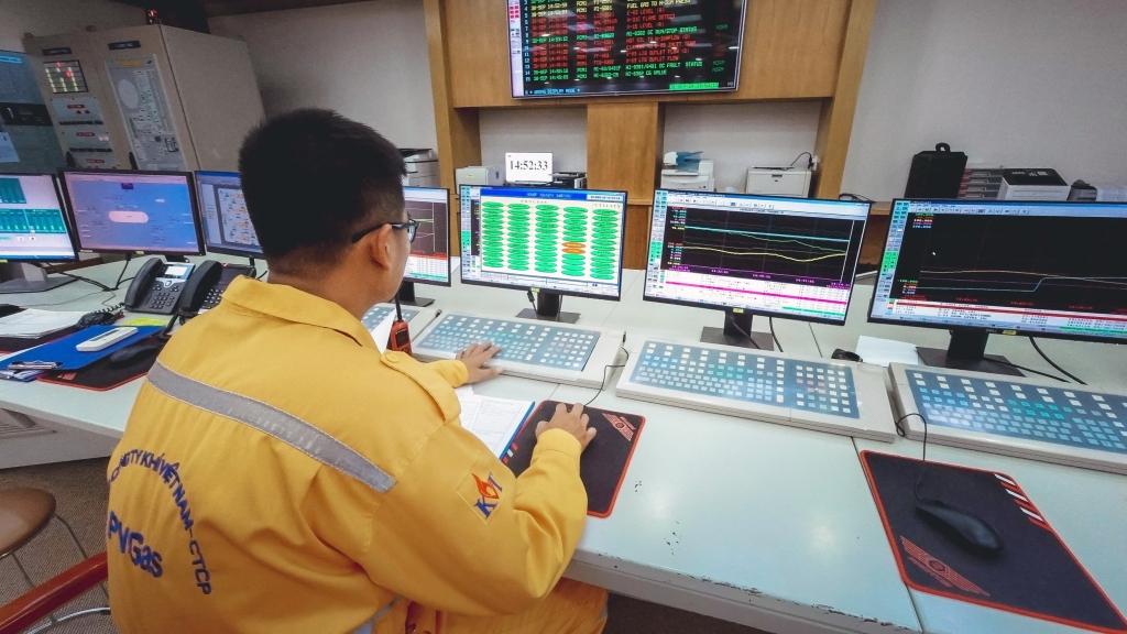 Quá trình TA và thực hiện đấu nối dự án NCS2-GĐ2 tại GPP được theo dõi sát sao trên toàn hệ thống