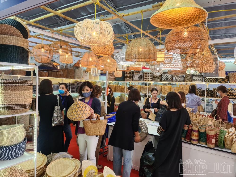 Hanoi Gift Show 2020: Lần đầu tiên kết nối kinh doanh thương mại online ngay tại hội chợ