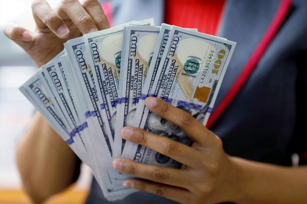 USD liên tục rớt giá trong những ngày gần đây