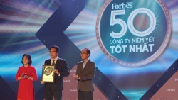 """PV GAS lần thứ 8 được vinh danh """"Top 50 công ty niêm yết tốt nhất Việt Nam năm 2019"""""""