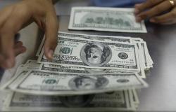 Tỷ giá ngoại tệ 24/10: Đồng bạc xanh bất ngờ tăng vọt