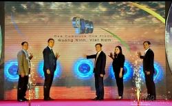 """237 sản phẩm OCOP và thủy hải sản tươi sống Quảng Ninh """"đổ bộ"""" Hà Nội"""