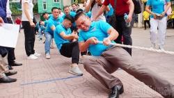 Báo Tuổi trẻ Thủ đô đạt giải 3 Hội khỏe Hội Nhà báo thành phố Hà Nội năm 2020