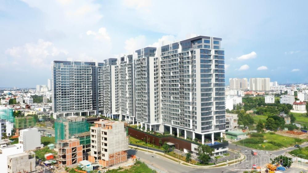 Quận 2 khan hiêm căn hộ dưới 40 triệu đồng/m2