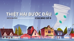 Toàn cảnh thiệt hại do bão số 9: Quảng Ngãi tan hoang, 1,7 triệu hộ dân mất điện