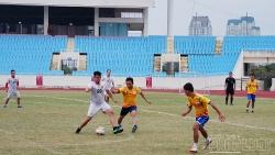 Ngược dòng ngoạn mục, báo Tuổi trẻ Thủ đô giành chiếc vé vào chung kết Press Cup miền Bắc