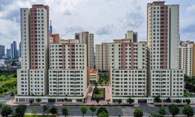 Từ 1/4, khu đô thị diện tích từ 2 ha phải dành 20% đất xây dựng nhà ở xã hội