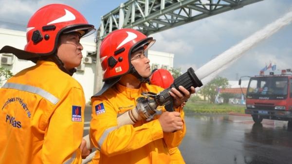 PV GAS sẵn sàng phòng chống lụt bão, thiên tai và tìm kiếm cứu nạn