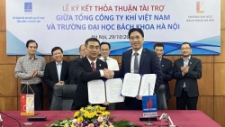 PV GAS tài trợ 5,33 tỷ đồng cho Đại học Bách khoa Hà Nội