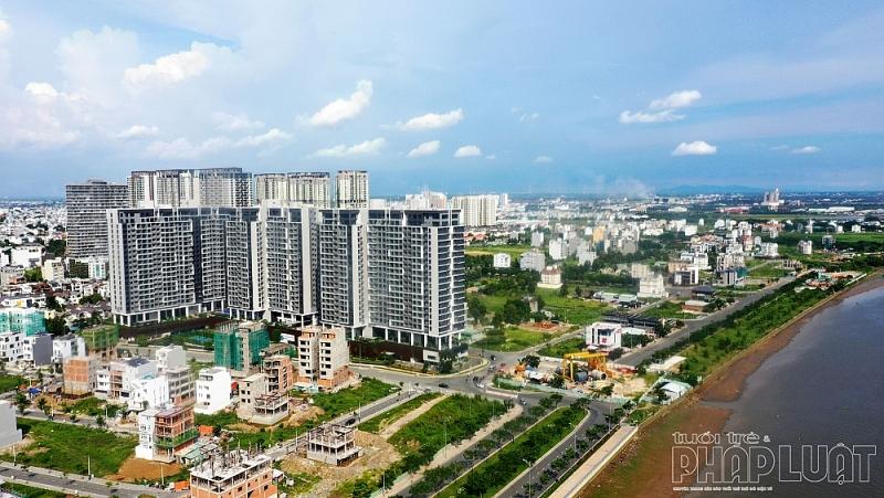 Giá nhà đất ngày càng vượt tầm với người thu nhập thấp