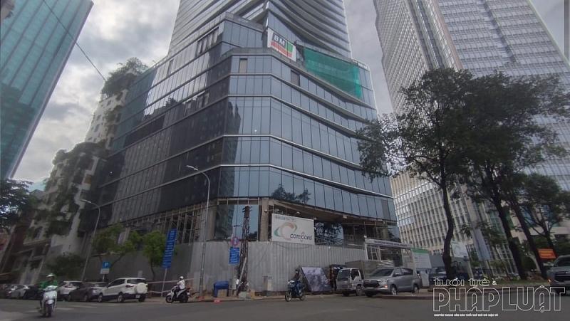 Dự án khách sạn Hilton Sài Gòn nằm ở vị trí đắc địa.