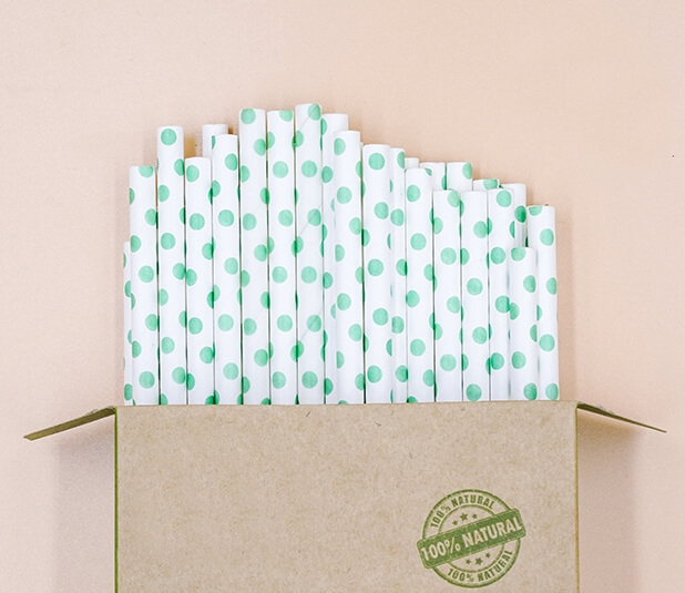 Ống hút giấy Eco Straws được sản xuất theo dây chuyền hiện đại, khép kín với nguyên liệu 100% tự nhiên