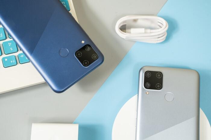 Realme ra mắt Realme C15 ở Việt Nam, điểm nhấn ở camera sau và viên pin