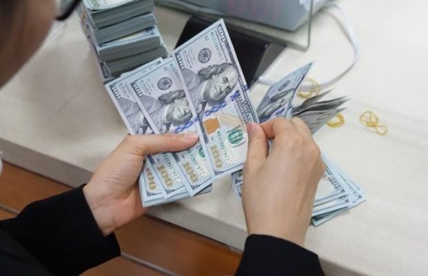 Tỷ giá ngoại tệ 29/11: USD trở lại chạm đáy