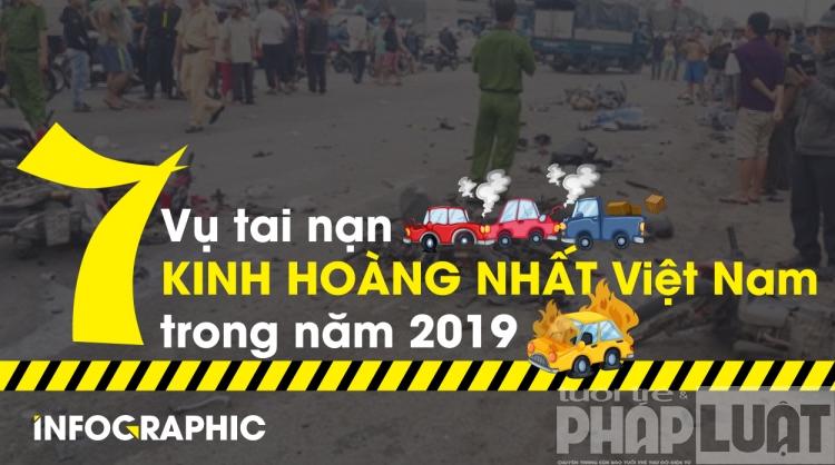 7 vu tai nan kinh hoang nhat viet nam nam 2019