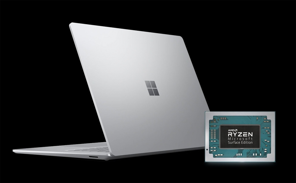 Surface Laptop 4 có thể sẽ được trang bị AMD Ryzen 4000 series với 8 nhân 16 luồng
