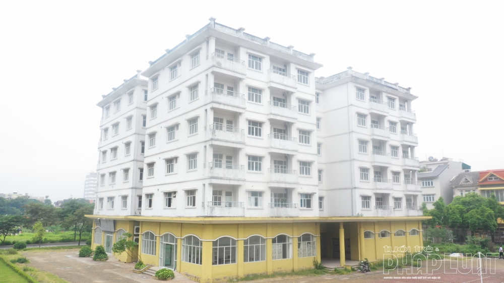 """Xót xa 3 tòa nhà tái định cư """"bỏ hoang"""" nhiều năm tại Khu đô thị Sài Đồng"""