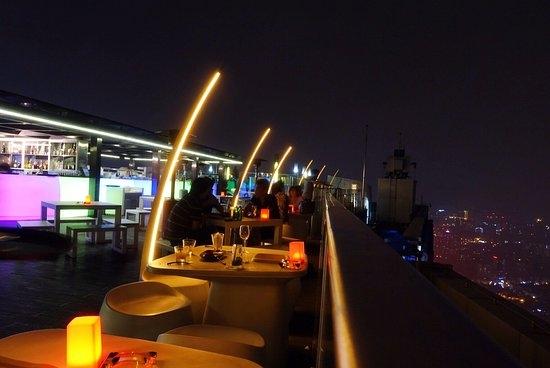 Top of Hanoi: countdown to 2021 tổ chức tại Tầng 65, Khách sạn Lotte