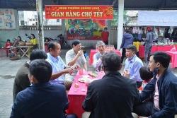 Tỉnh ra thông báo hạn chế, thị xã Ba Đồn vẫn rình rang tổ chức Lễ hội Xuân
