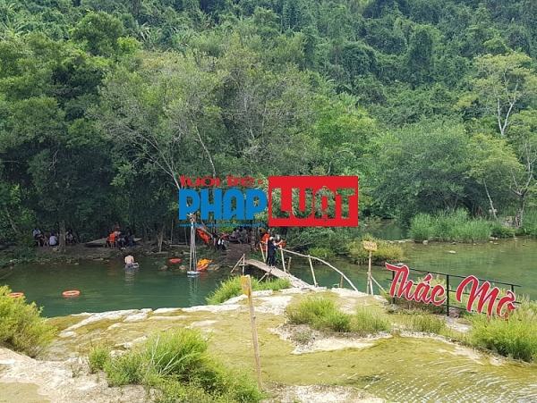 tiep bai khu du lich thac mo hoat dong chui chinh quyen buong long