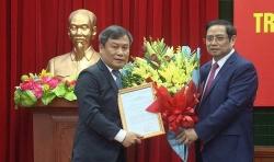Thứ trưởng Bộ KH&ĐT Vũ Đại Thắng giữ chức vụ Bí thư Tỉnh ủy Quảng Bình