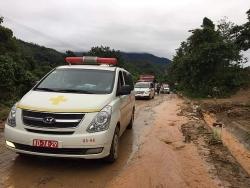 Tìm thấy toàn bộ 22 cán bộ, chiến sỹ Đoàn 337 gặp nạn ở Quảng Trị