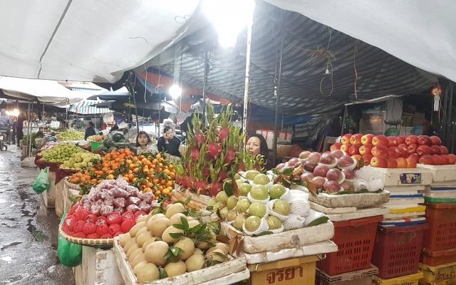 Hà Nội: Giá rau quả, thực phẩm rục rịch tăng đón Tết Nguyên đán