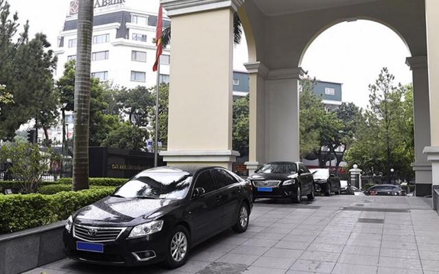 Bộ trưởng, Bí thư Tỉnh ủy được dùng xe ôtô công giá tối đa 1,1 tỷ đồng