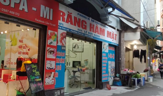 Hà Nội: Hàng loạt phòng khám, hiệu thuốc không phép tại Quận Nam Từ Liêm