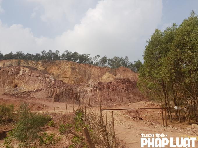 Quy định về đóng cửa mỏ, hoàn nguyên không được doanh nghiệp này thực hiện theo đúng quy định của pháp luật
