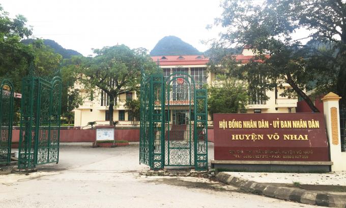 Thanh tra tỉnh Thái Nguyên khẳng định, UBND huyện Võ Nhai mắc nhiều sai phạm trong vụ xâm lấn rừng đặc dụng ở Thận Sa.