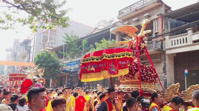 Hội rước pháo Đồng Kỵ là 1 trong 15 di sản văn hóa phi vật thể Quốc gia đã được Bộ Văn hóa - Thể thao và Du lịch công nhận năm 2016.