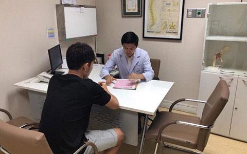 Xuân Trường đã hoàn tất thủ tục kiểm tra y tế (ảnh: HAGL)