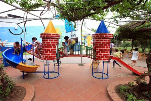 Làng trẻ SOS Việt Nam đang là mái nhà chung cho nhiều mảnh đời bé nhỏ