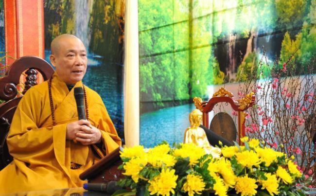 Hòa thượng Thích Bảo Nghiêm, Phó Chủ tịch Hội đồng trị sự Trung ương Giáo hội Phật giáo Việt Nam