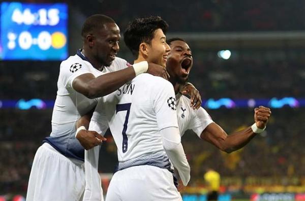 Tottenham có lợi thế lớn cho vé đi tiếp.