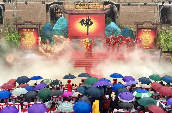 Lễ hội xuân Tây Yên Tử năm 2018