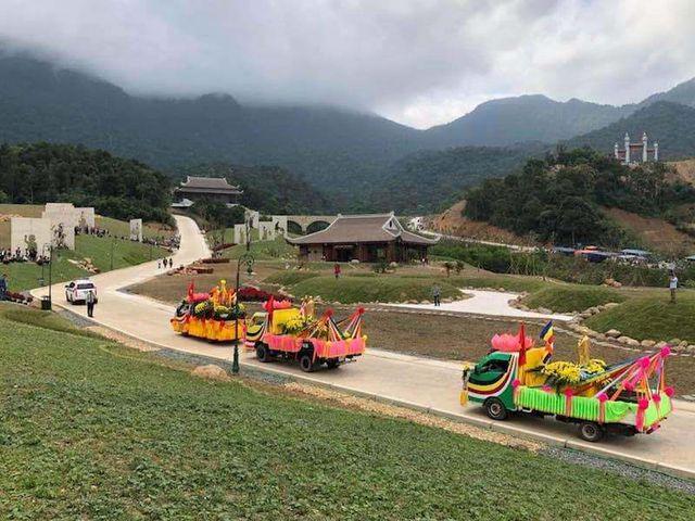 Công tác chuẩn bị cho lễ hội Tây Yên Tử hầu như được hoàn tất