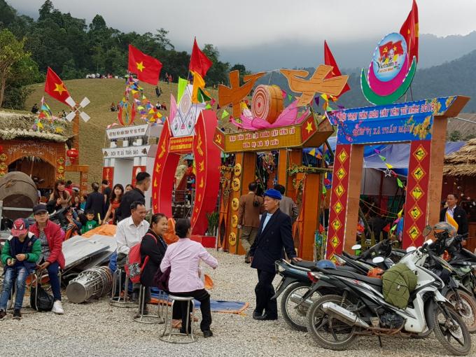 Nhiều không gian văn hóa, lễ hội được chuẩn bị để tiếp đón du khách