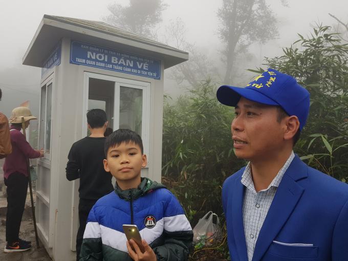 Nhiều người cho rằng việc thu phí này không khác gì đi qua cửa khẩu, muốn sang Quảng Ninh là phải mất thêm 20-40 nghìn đồng/1 người.