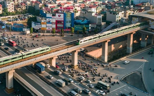 """Infographic: 5 dự án ODA giao thông """"khủng"""" nào sắp hoàn thành?"""