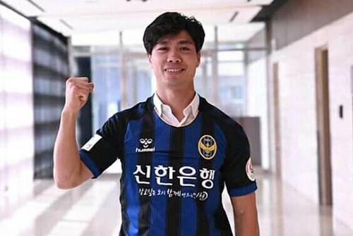 cong phuong ghi ban dau tien cho incheon united