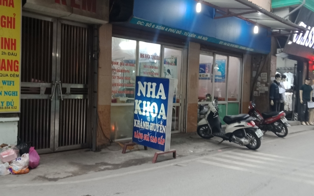 """Nam Từ Liêm: Xử lý nhà thuốc, phòng khám không phép theo kiểu """"bắt cóc bỏ đĩa"""""""