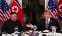 Hủy ăn trưa, lãnh đạo Mỹ - Triều Tiên dời khỏi khách sạn Metropole